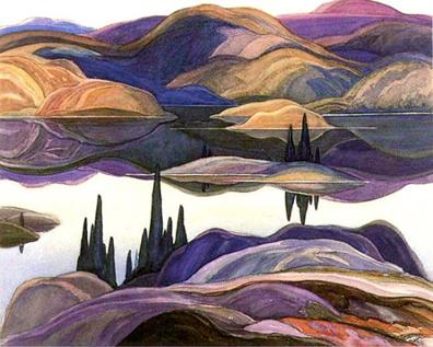 Carmichael Mirror Lake
